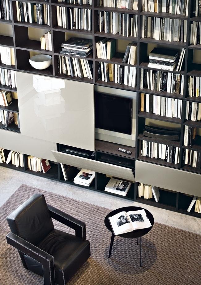 ACTUAL SPOTTI SHOWROOM » librerie-componibili-modulari-selecta-by ...