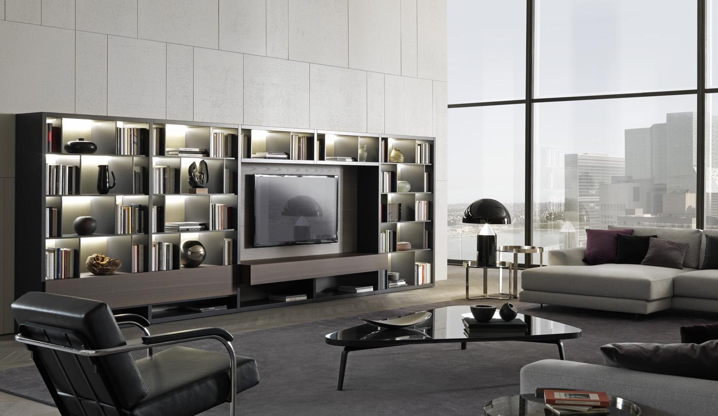 Actual spotti showroom mobili zona soggiorno for Aprire il concetto di soggiorno